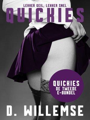 cover image of De Tweede E-bundel: Vijf erotische, humoristische kortverhalen