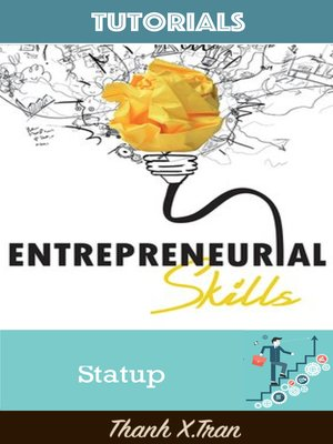 cover image of Entrepreneurship Skills