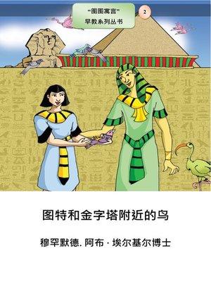 cover image of 图特和金字塔附近的鸟