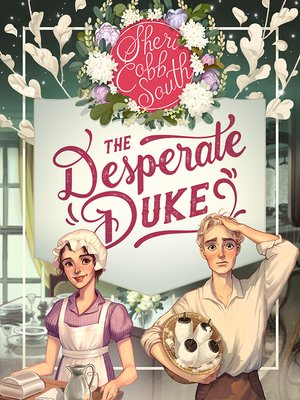 cover image of The Desperate Duke