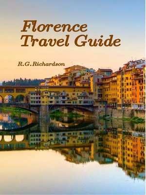 cover image of Florence Travel Guide