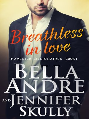 cover image of Breathless In Love