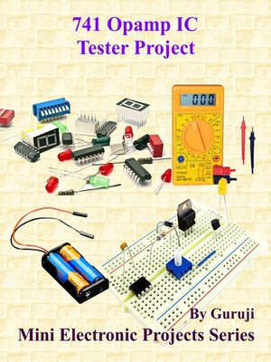 cover image of 741 Opamp IC Tester Project