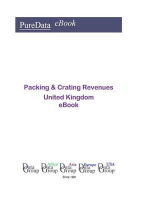 cover image of Packing & Crating Revenues in the United Kingdom