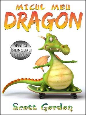 cover image of Micul Meu Dragon