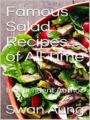 cover image of Famous Salad Recipes of All Time