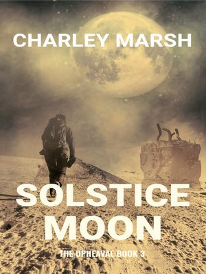 cover image of Solstice Moon