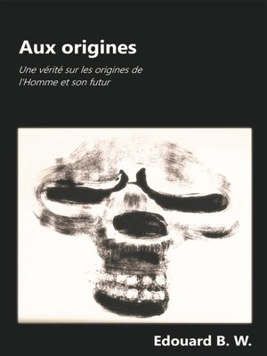 cover image of Aux origines