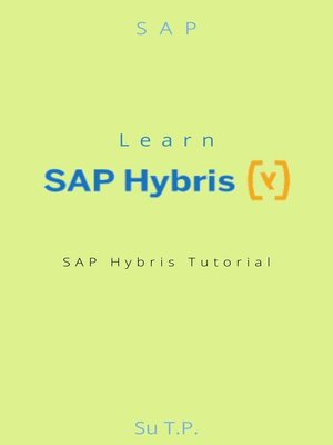 cover image of Learn SAP Hybris