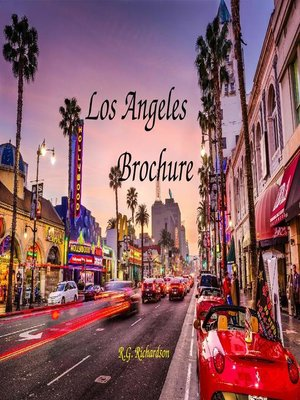 cover image of Los Angeles Interactive Guide