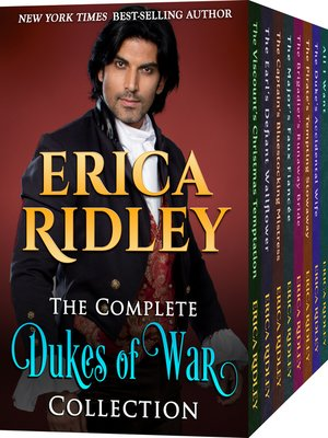 cover image of Complete Dukes of War Collection