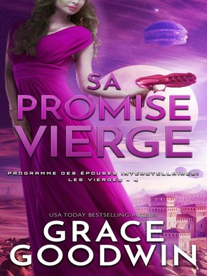 cover image of Sa Promise Vierge