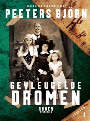 cover image of Gevleugelde dromen