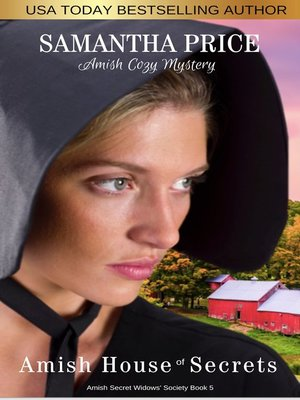 cover image of Amish House of Secrets
