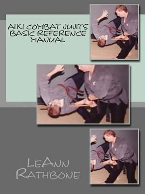 cover image of Aiki Combat Jujits Basic Quick Reference Manual