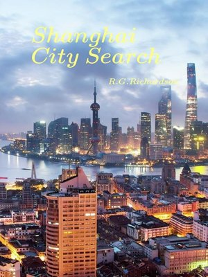cover image of Shanghai City Search