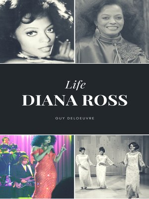 cover image of Diana Ross--Life