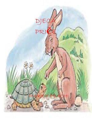 cover image of DJECA PRIČE