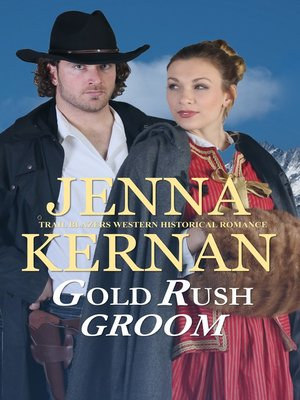 cover image of Gold Rush Groom