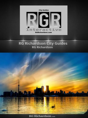 cover image of Toronto Interactive City Guide