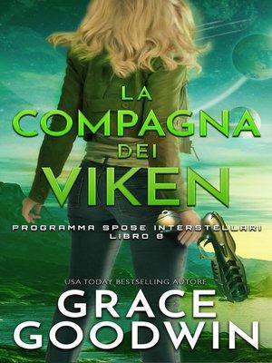 cover image of La compagna dei Viken