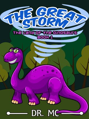 cover image of The Land of the Dinosaurs Book