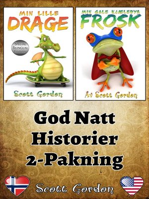 cover image of God Natt Historier 2-Pakning