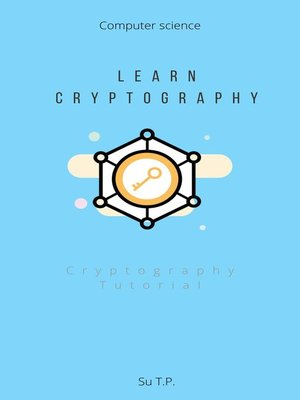 cover image of Learn Cryptography