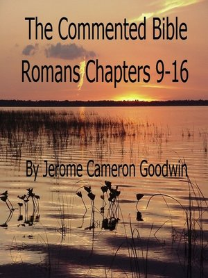 cover image of Romans Chapters 9-16