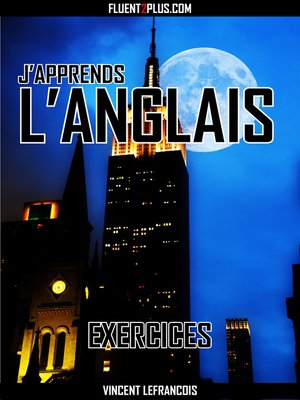 cover image of J'apprends l'anglais