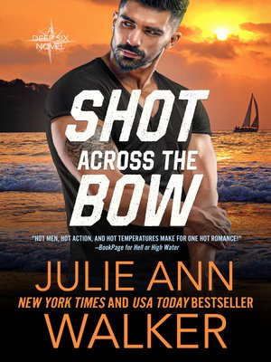 cover image of Shot Across the Bow