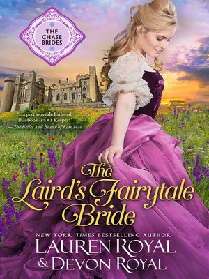 cover image of The Laird's English Bride