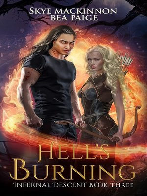 cover image of Hell's Burning