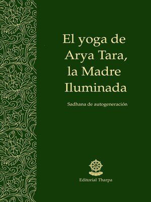 cover image of El yoga de Arya Tara, le Madre Iluminada