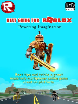 cover image of Best guide for ROBLOX