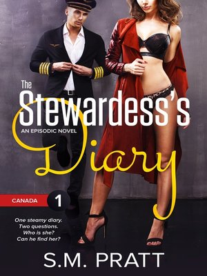 cover image of The Stewardess's Diary: Canada