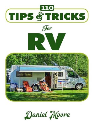 cover image of 110 Tips and Tricks for RV