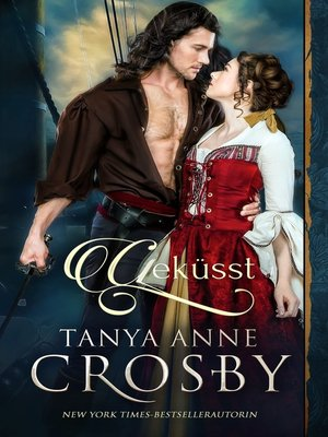 cover image of Geküsst