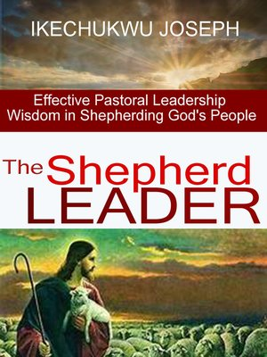 cover image of The Shepherd Leader