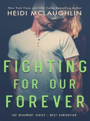 cover image of Fighting For Our Forever