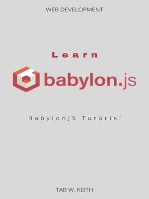 cover image of Learn BabylonJS