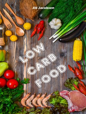 cover image of Low Carb Food