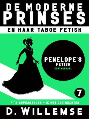 cover image of Penelope's Fetish