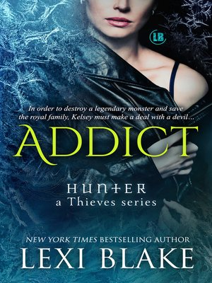 cover image of Addict