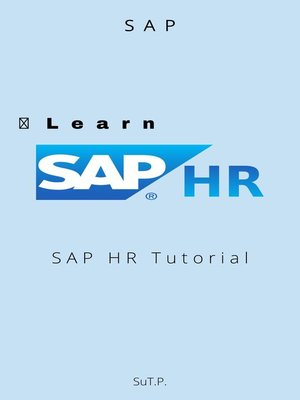 cover image of Learn SAP HR