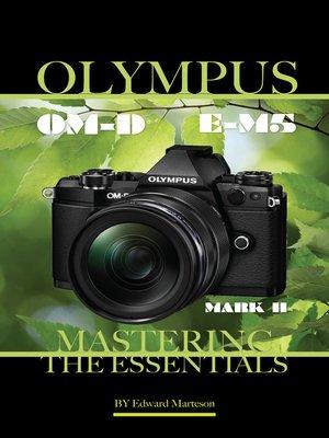 cover image of Olympus OM-D E-M5 Mark II