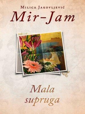 cover image of Mala supruga