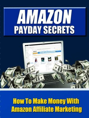cover image of Amazon Payday Secrets