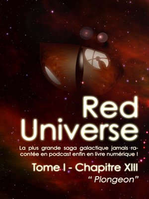 cover image of The Red Universe Tome 1 Chapitre 13