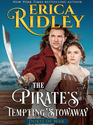 cover image of The Pirate's Tempting Stowaway